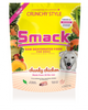 Smack Pet Crunchy Raw Dehydrated Dog Food GMO Gluten Grain Antibiotic Free Organic Chunky Chicken Waggles