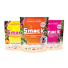 Smack Raw Dehydrated Dog Food 3 Bag Sampler Pack