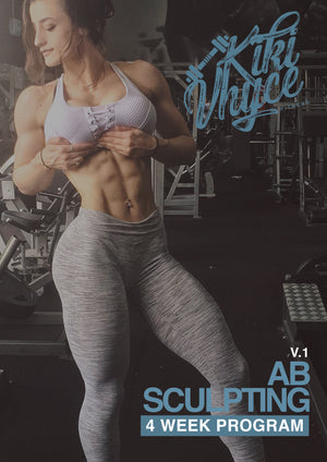 AB SCULPTING PROGRAM