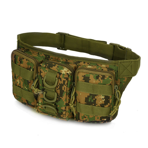 Outdoor Camouflage Military Waist Bag