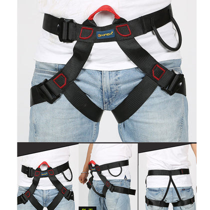 Outdoor Safety Belt Professional Rock Climbing