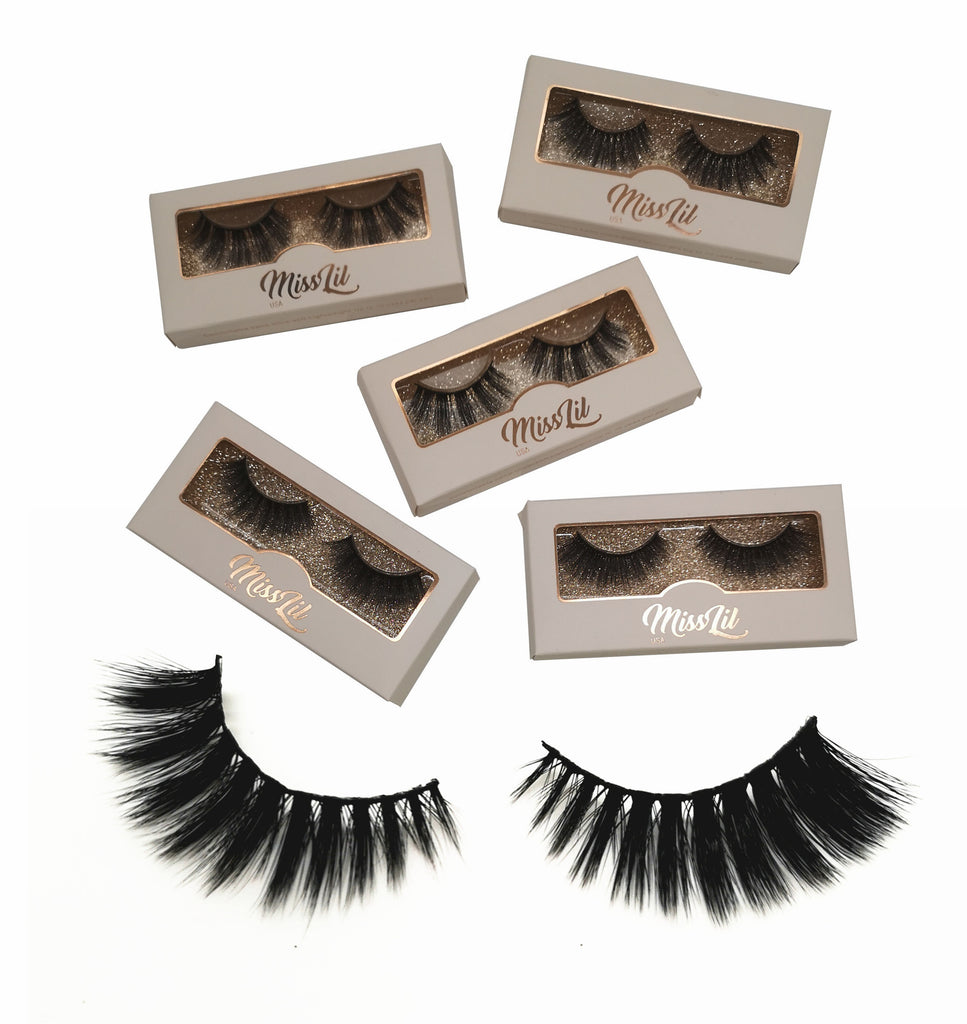 Miss Lil USA Lashes ( 5 pairs ) #8
