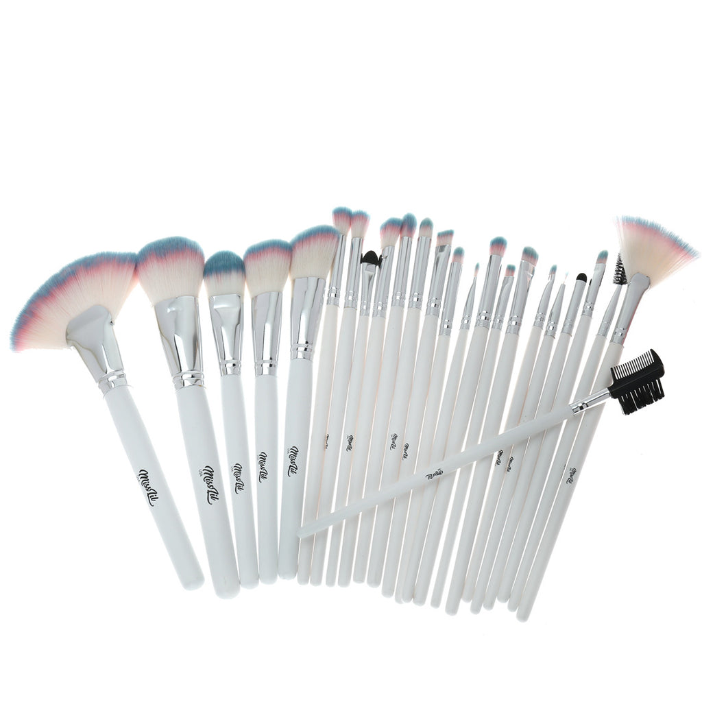 Makeup Brushes 24 Pcs/Set