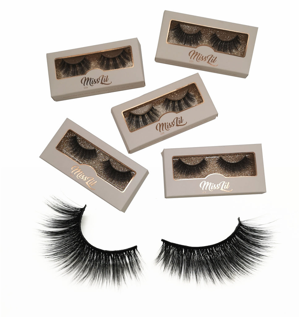 Miss Lil USA Lashes ( 5 pairs ) #29