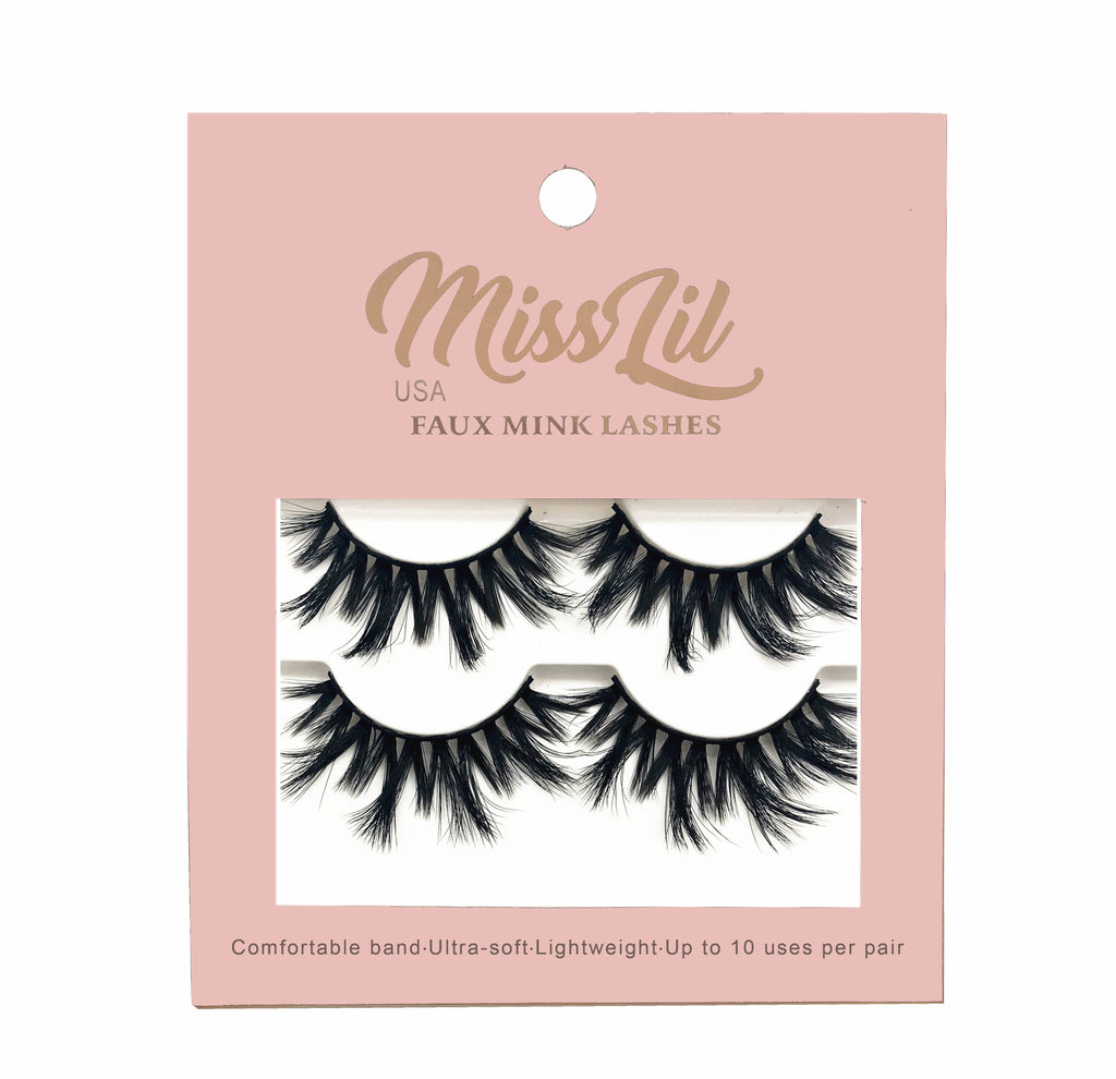 Miss Lil USA Lashes # 33