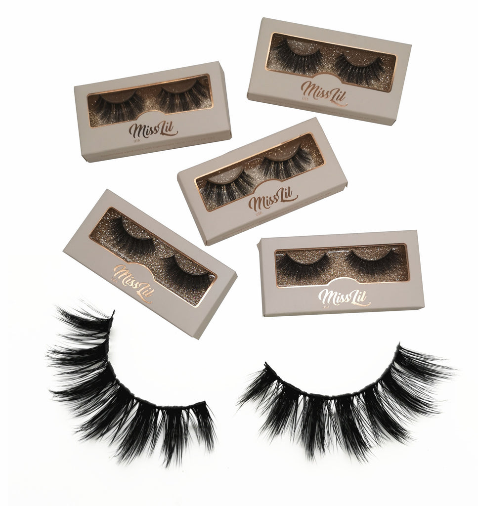 Miss Lil USA Lashes ( 5 pairs ) #18