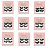 Miss Lil USA Lashes (240 Pcs)(20 DZ)(20 Different numbers)