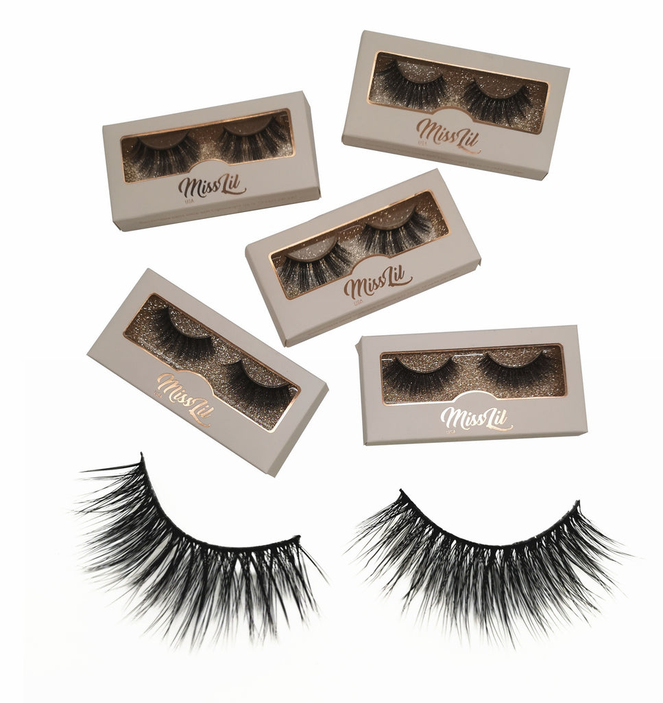 Miss Lil USA Lashes (5 pairs) #13