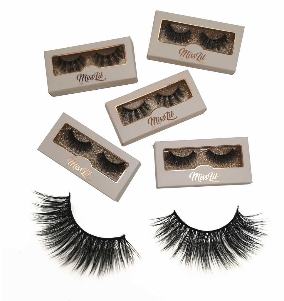 Miss Lil USA Lashes (5 pairs) #6