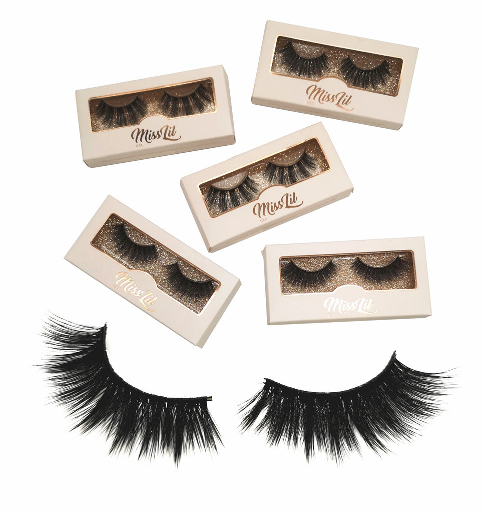 Miss Lil USA Lashes ( 5 pairs ) #11