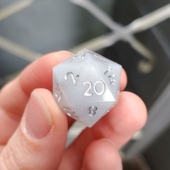 Silver Lining Single d20