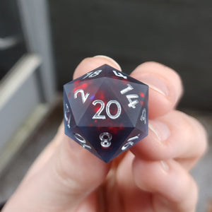 Penumbral Pact Matte Single d20