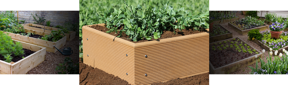 Planning and Planting a Raised Bed Garden
