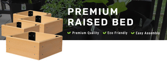Ecogardener Premium Raised Bed