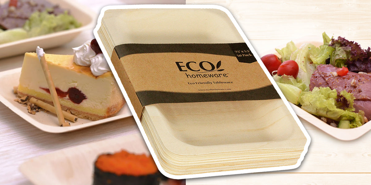 A collection of Ecohomeware products