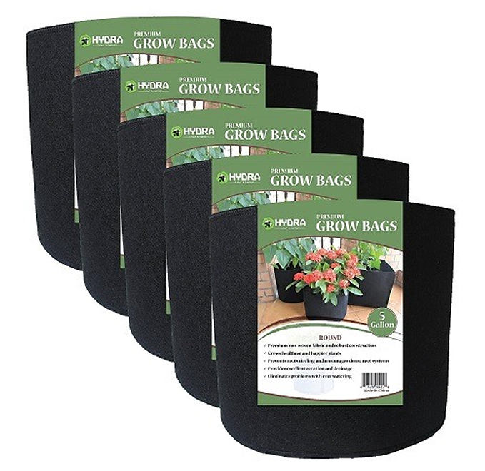 Ecogardener Premium Growbags
