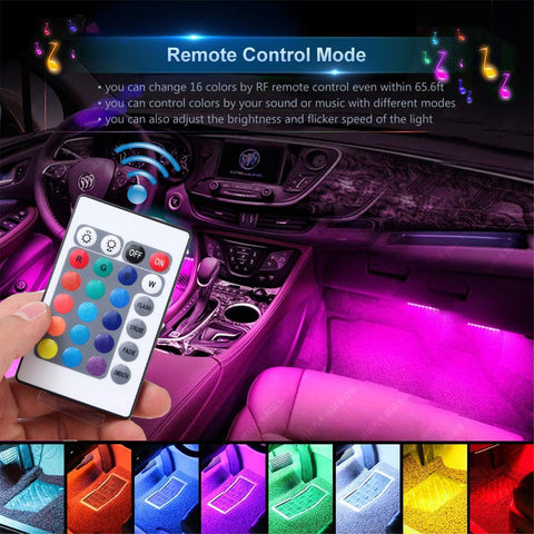 RGB LED Strip Light Remote Control