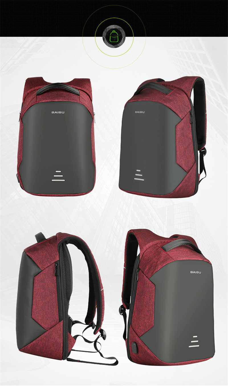 BAIBU Anti-Theft Breathable Laptop Bags 3