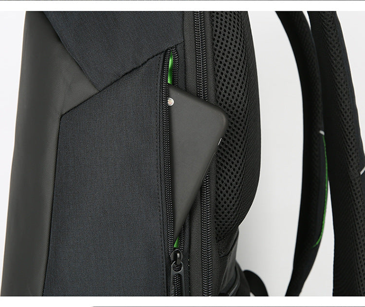 BAIBU Anti-Theft Breathable Laptop Bags side view