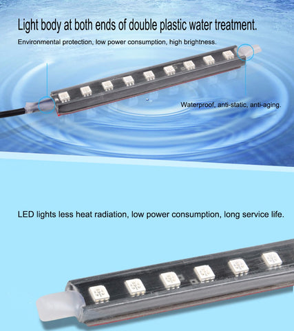 RGB LED Strip Light Material