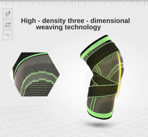 High Density Three Dimensional Weaving Technology