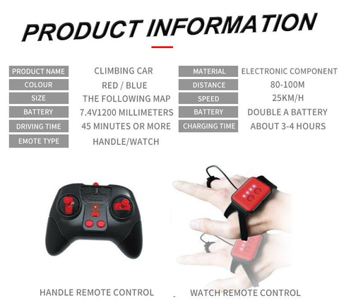 rc cars product information
