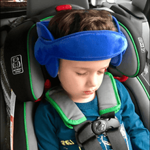 Load image into Gallery viewer, Car Seat Head Support - TuneUpTrends.com