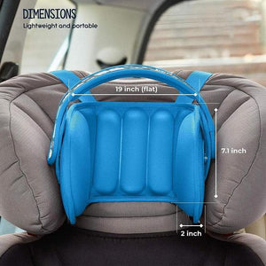Car Seat Head Support - TuneUpTrends.com