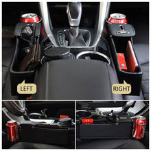 Load image into Gallery viewer, Multi-Functional Car Seat Organizer - TuneUpTrends.com