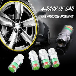 Car Auto Tire Pressure Monitor - TuneUpTrends.com