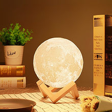 Load image into Gallery viewer, Beautiful Moon Lamp - TuneUpTrends.com