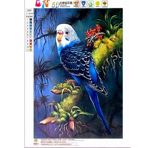 Animals parrots 5D Diamond Painting - TuneUpTrends.com
