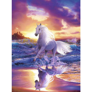 Running Horse 5D DIY Diamond Painting - TuneUpTrends.com