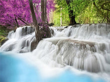 Load image into Gallery viewer, Waterfall  5D Diamond Painting Landscape - TuneUpTrends.com