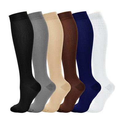Leg Relief Pain Knee Socks Pressure Compression Stockings