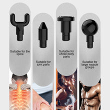 Load image into Gallery viewer, 4 In One,Relieving Pain,3 Speed Setting Body Deep Muscle Massager - TuneUpTrends.com