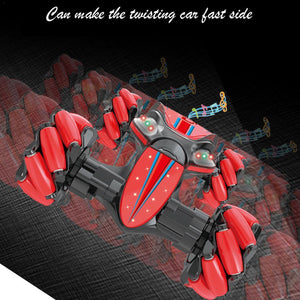 GESTURE CONTROL - DOUBLE-SIDED STUNT RC CARS - TuneUpTrends.com
