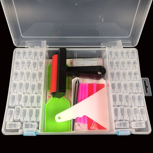 Diamond Painting Tools & Drills Storage Box - TuneUpTrends.com
