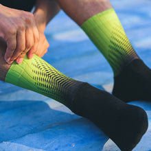 Load image into Gallery viewer, Silicone Compression Sport Socks - TuneUpTrends.com