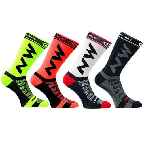 Anti Slip Seamless Cycling Compression Socks - TuneUpTrends.com
