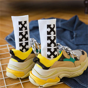 Trendy Pride Yellow Socks Streetwear - TuneUpTrends.com