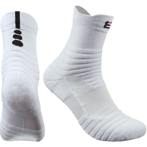 High Quality Men's Elite Basketball Compression Socks - TuneUpTrends.com