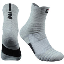 Load image into Gallery viewer, High Quality Men's Elite Basketball Compression Socks - TuneUpTrends.com