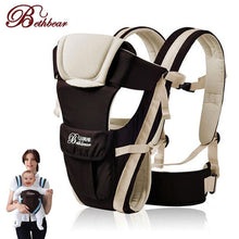 Load image into Gallery viewer, Beth Bear Breathable Front Facing Baby Carrier - TuneUpTrends.com