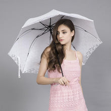 Load image into Gallery viewer, Parasol Umbrella For Wedding Girls Princess - TuneUpTrends.com
