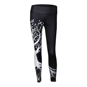 Fashion 3D Printed Push Up High Waist Leggings - TuneUpTrends.com