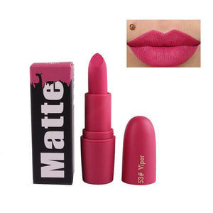 MISS ROSE Velvet Matte Lipstick Waterproof - TuneUpTrends.com