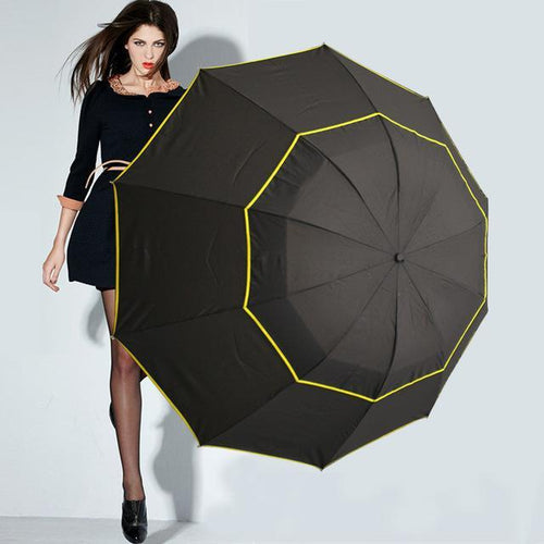 Big Golf Umbrellas Windproof Parapluie Parasol - TuneUpTrends.com