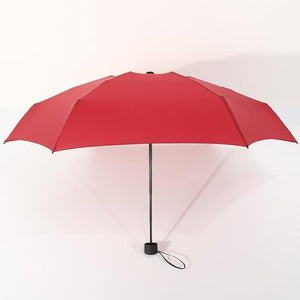 Small Folding Pocket Parasol Umbrella - TuneUpTrends.com