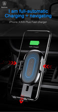 Load image into Gallery viewer, Premium Wireless Car Fast Charger - TuneUpTrends.com